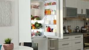 refrigerator pickup
